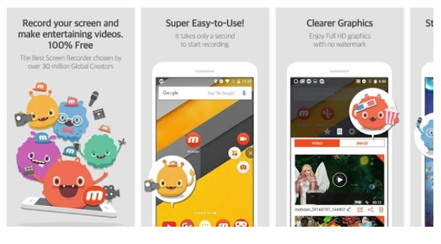Mobizen screen recorder for Android Phone