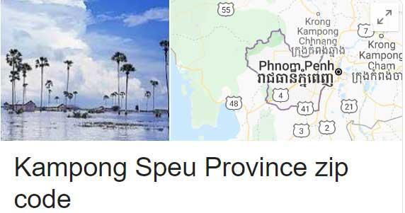 Kampong Speu Province